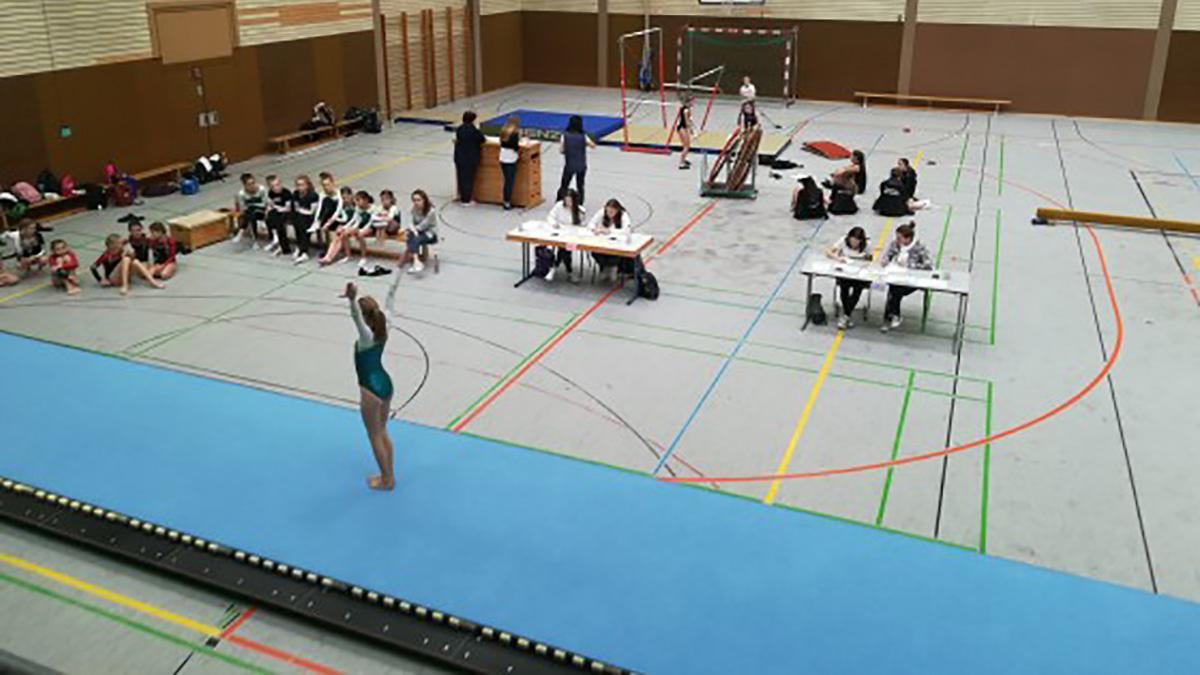 HGÖ-Turnerinnen qualifizieren sich für RP-Finale