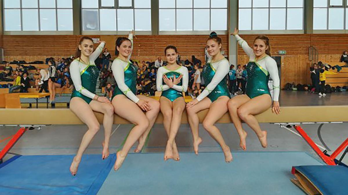 HGÖ-Turnerinnen qualifizieren sich für Landesfinale