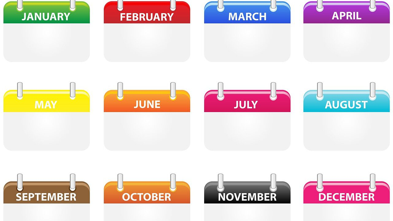 Der Ferienkalender SJ 21/22