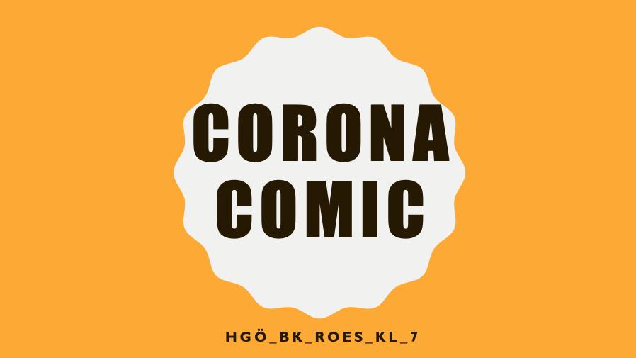 Corona-Comic
